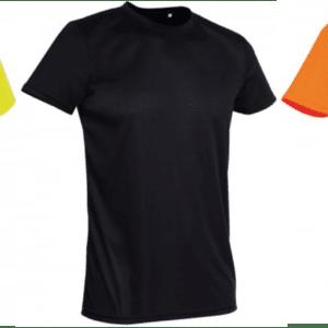 KOSZULKI T-SHIRT Active Sports MĘSKIE Z NADRUKIEM