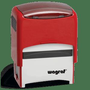 PIECZĄTKA WAGRAF 3 razem z gumką