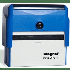 PIECZĄTKA WAGRAF 5 razem z gumką