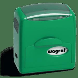 PIECZĄTKA WAGRAF 2 razem z gumką