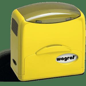 PIECZĄTKA WAGRAF 4 razem z gumką